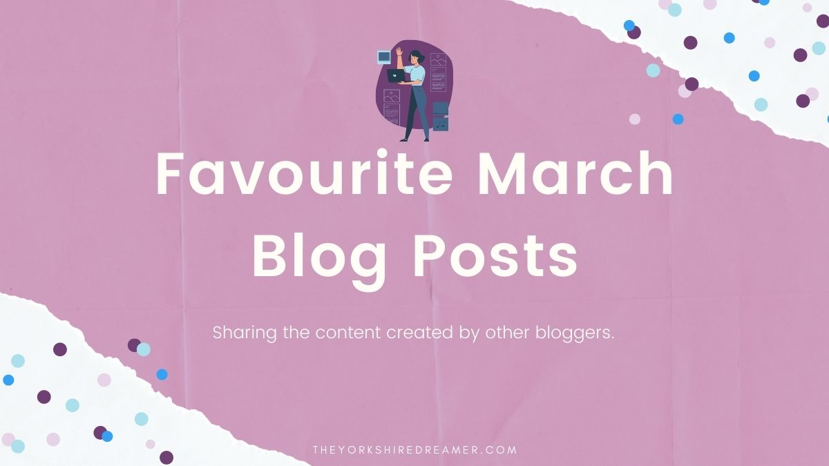 March blog posts