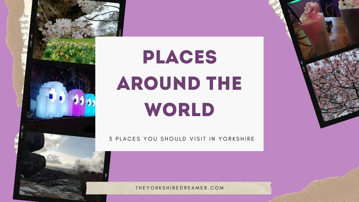 Places around the world collaboration