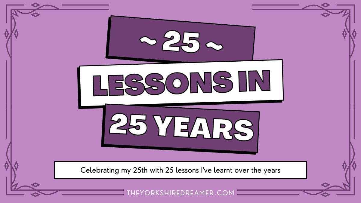25 lessons in 25 years featured image
