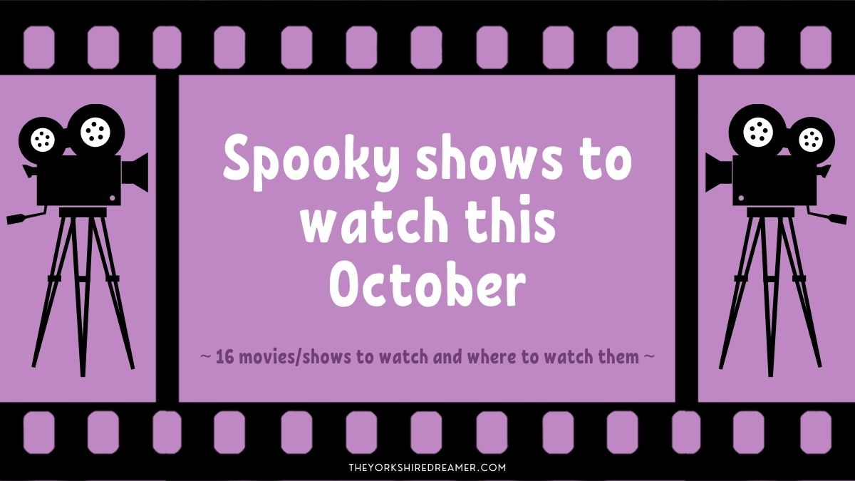 Spooky shows to watch this Autumn