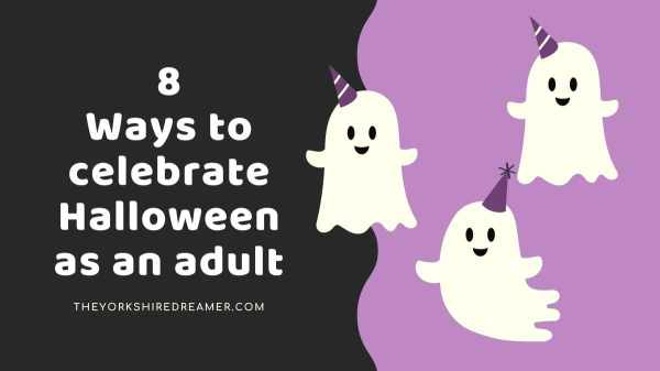 8 ways to celebrate Halloween as an adult